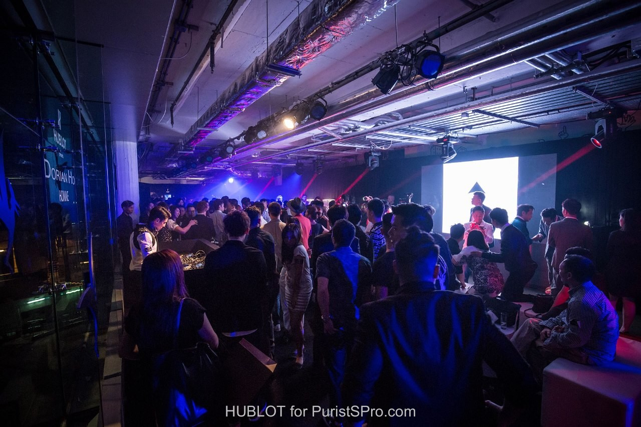 Dorian Ho Homme 2015 After Party