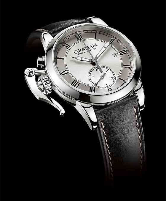 Graham 1695 Chronofighter Erotic - front