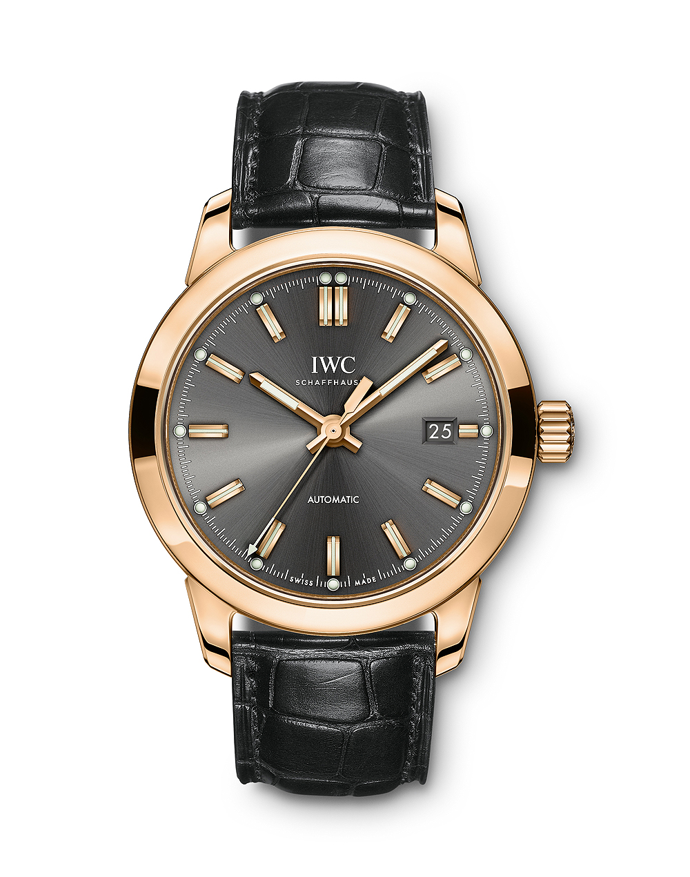 IWC Ingenieur Automatic Ref. IW357003 - front