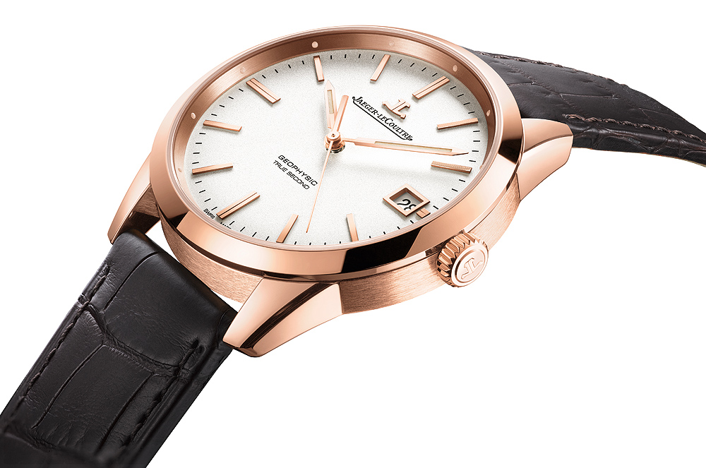 Jaeger-LeCoultre Geophysic True Second - angle