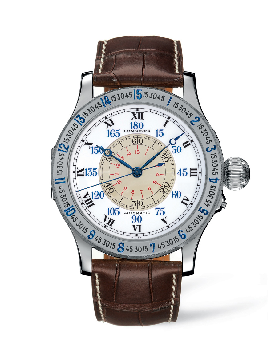 Longines Hour Angle - front