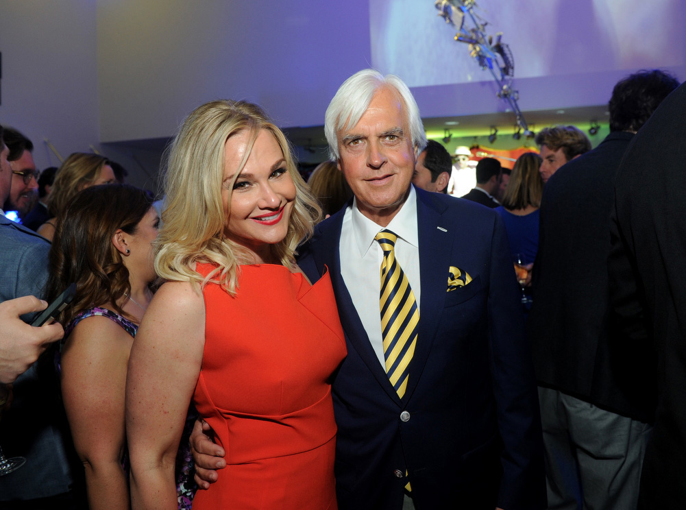 Longines Kentucky Oaks party - Bob Baffert
