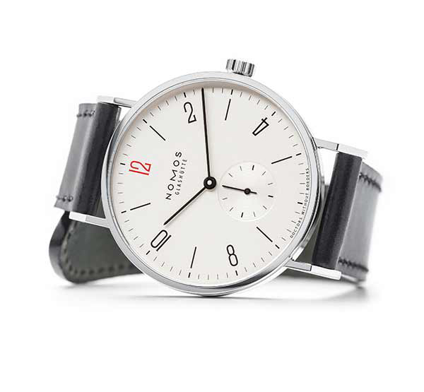 Nomos Tangente Doctors Without Borders - reclining