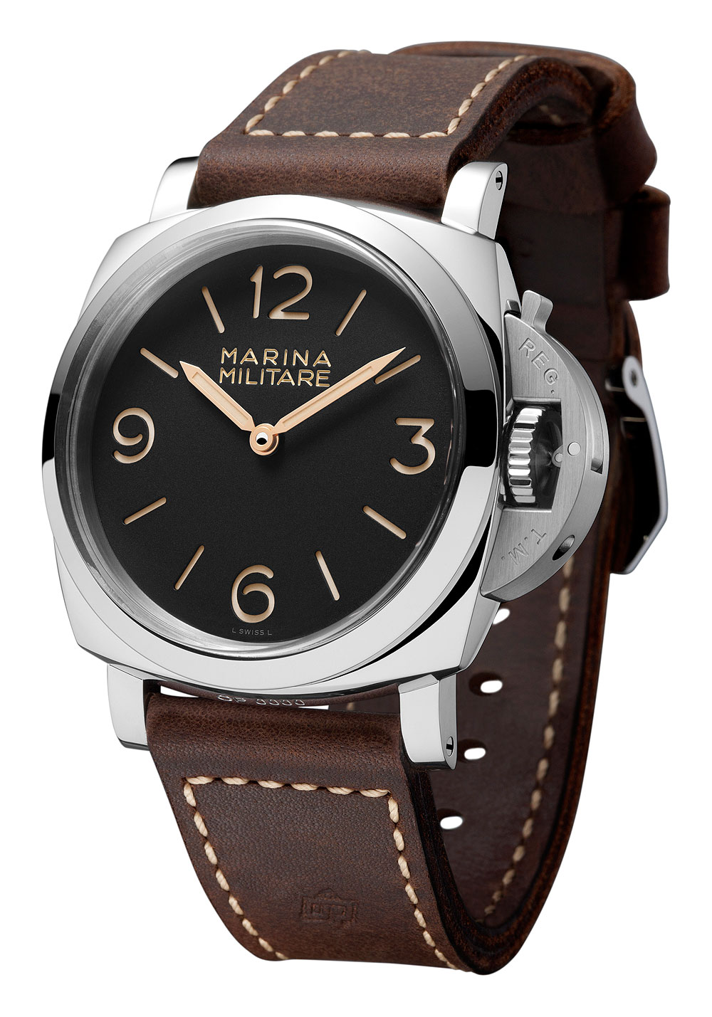 Panerai Luminor 1950 3 Days Acciaio - soldier