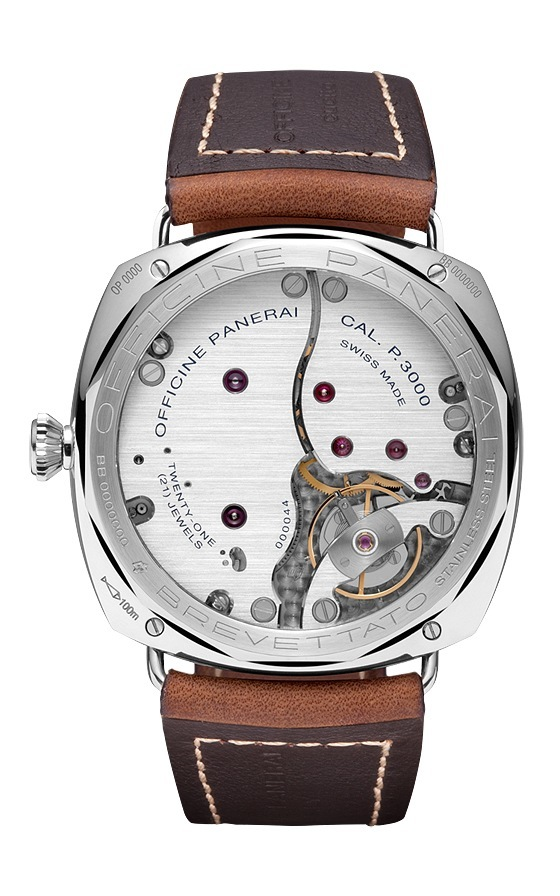 Panerai Radiomir California - back