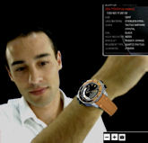 Tissot Augmented Reality 3D