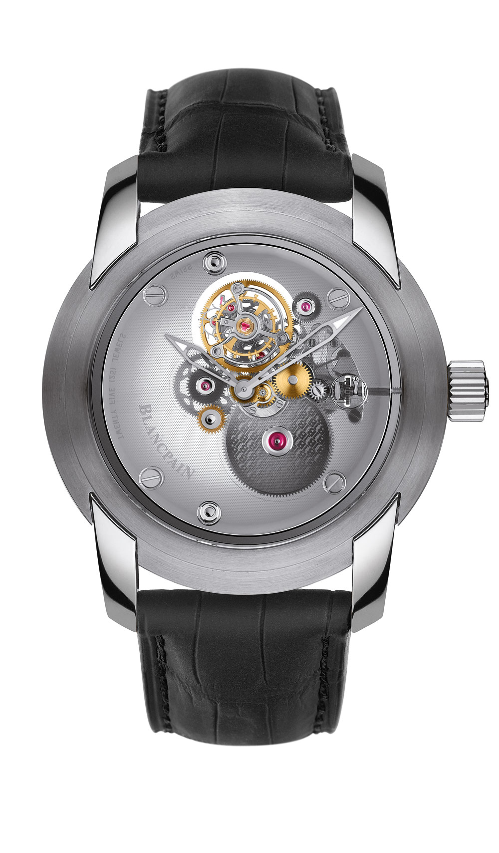 Blancpain L-Evolution One-Minute Flying Sapphire Carrousel