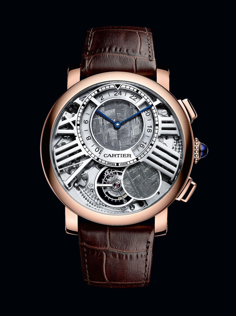 Cartier Rotonde de Cartier Earth & Moon