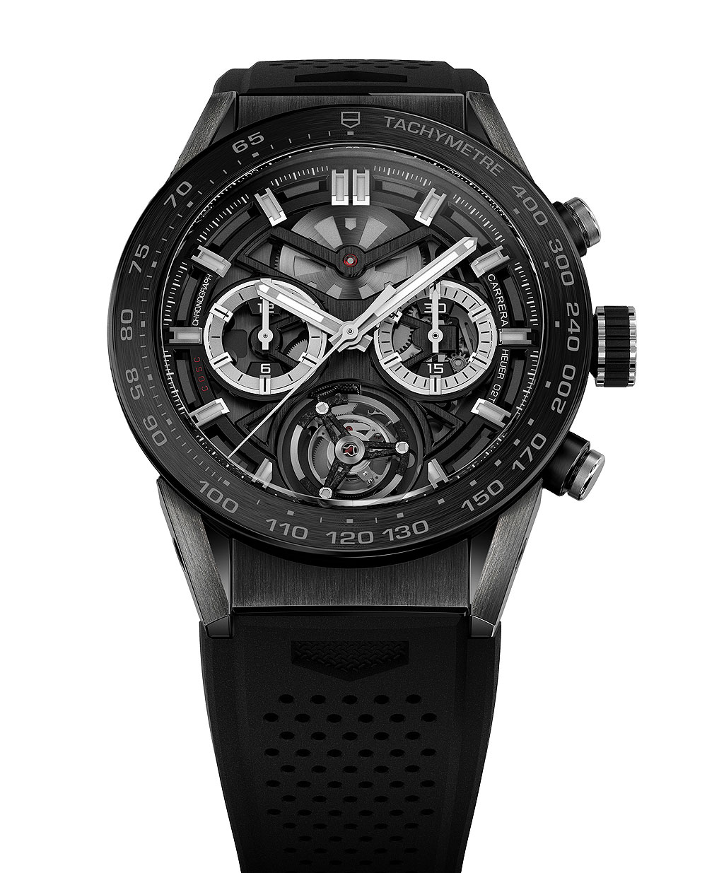 TAG Heuer Carrera Heuer-02T - soldier