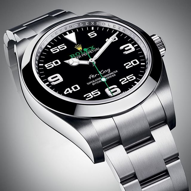 Rolex Air-King - front