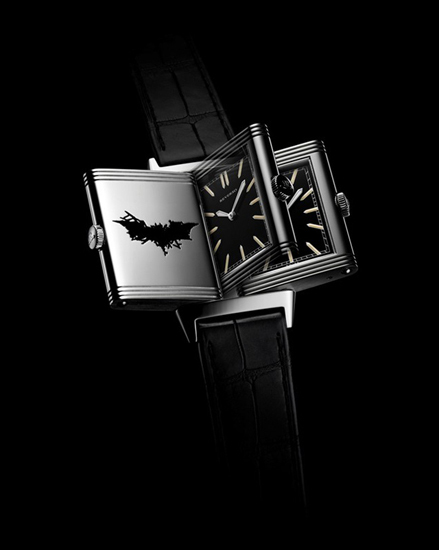 Jaeger LeCoultre Batman Limited Edition Reverso Watch
