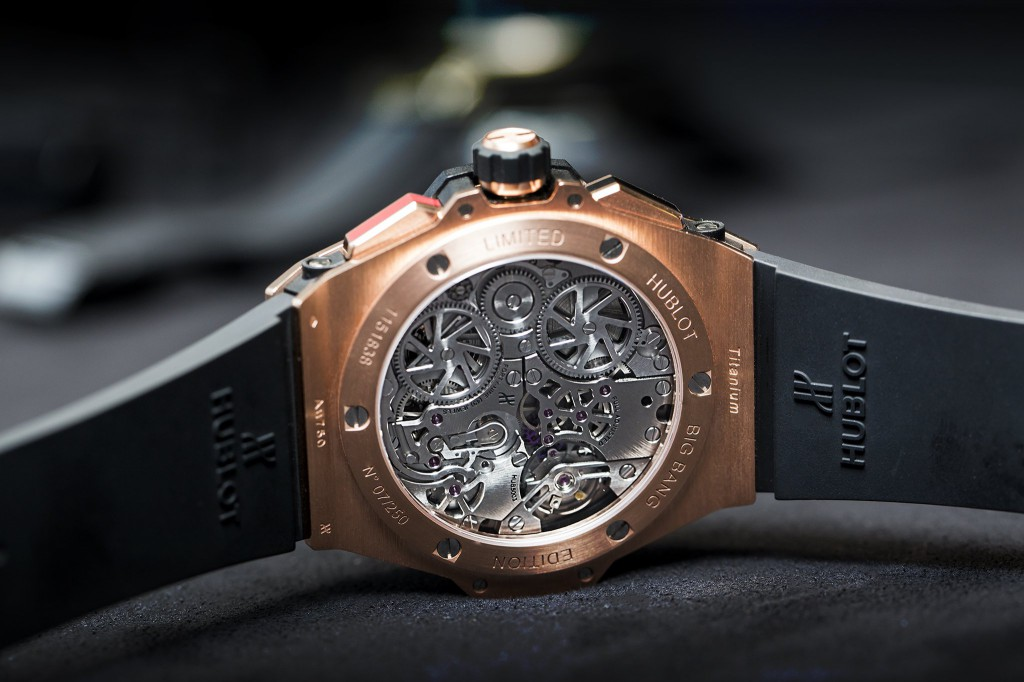 Hands On The Hublot Big Bang Alarm Repeater, A Sound Way To Wake Up In The Morning