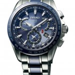 Seiko GPS Dual Time Astron Watch