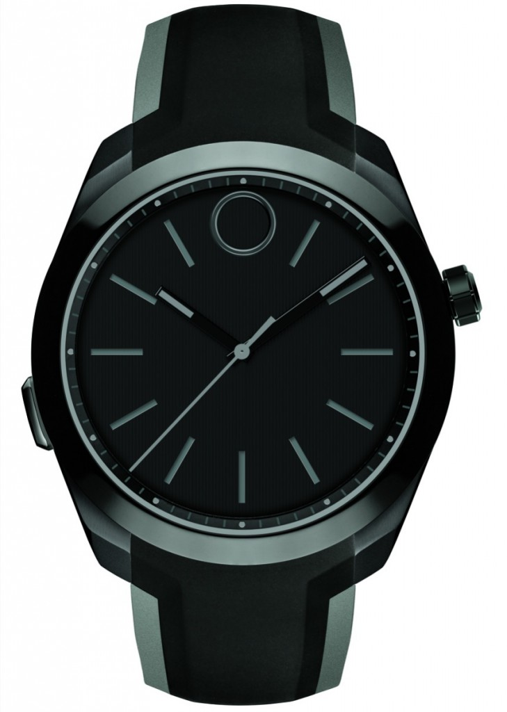 Movado Releases Smartwatches That Can Transmit The information On Smartphone