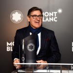 Montblanc Awaarded Peter M. Brant For His Outstanding Behavior