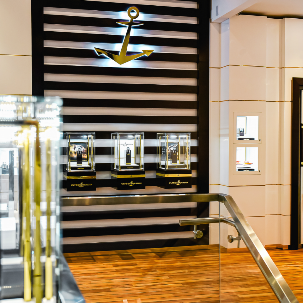 Ulysse Nardin Opened a boutique in  Miami 03