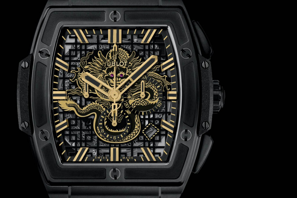 Hublot Presented A Special Watch In Memory Of Bruce Lee