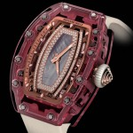 Expensive Richard Mille Crystals Limited Edition Watch