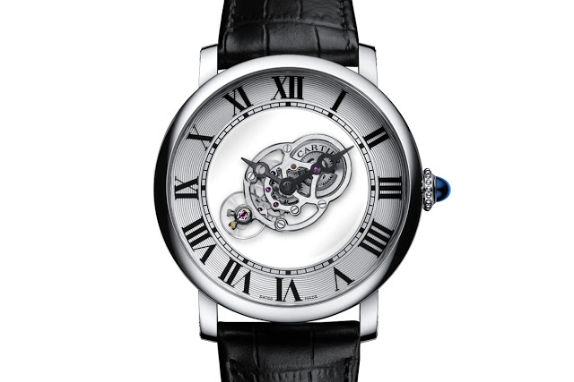 Rotonde de Cartier Astromystérieux will be launched in january 2016 01