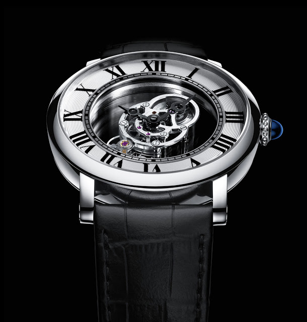 Rotonde de Cartier Astromystérieux will be launched in january 2016 02