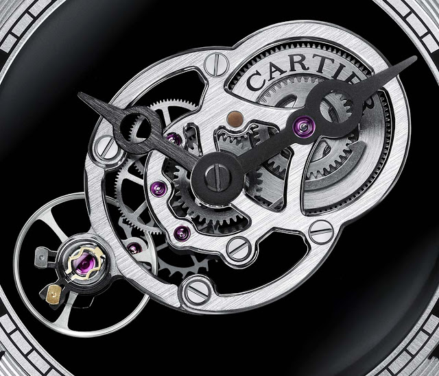 Rotonde de Cartier Astromystérieux will be launched in january 2016 03