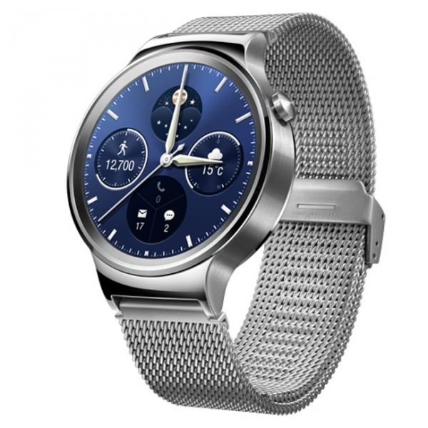 Huawei Launched Its Women's Version Smartwatch At CES 2016 ...