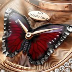 Jaquet Droz Presents New Limited Edition Ladies Watch-Lady 8 Flower