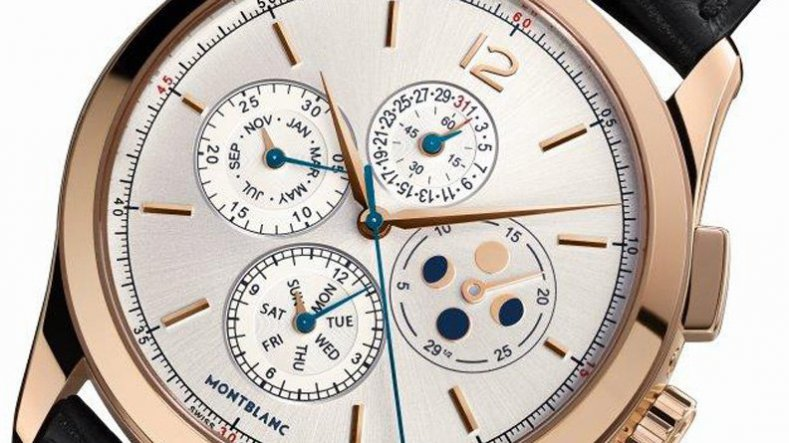 montbalc presented the new Heritage Chronométrie watch 03