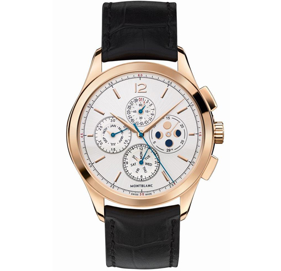 montbalc presented the new Heritage Chronométrie watch 02