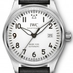 Front of IWC Pilot's Watch Mark XVIII 02