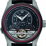 Front of Montblanc TimeWalker ExoTourbillon Minute Chronograph Limited Edition 100