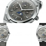 Vacheron Constantin Overseas Ultra-thin Perpetual Calendar with two strap