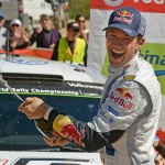 Richard Mille new partner Sébastien Ogier won the fourth victory 02