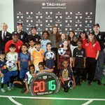 TAG Heuer new partnership -Major League Soccer