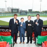 Taiwan BaseBall CPBL become the new partnership of TAG Heuer