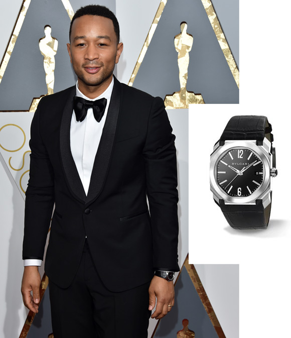 A lot of star wore the Bvlgari watches in 88th Annual Academy Awards 02