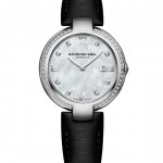 Raymond Weil presents new Shine watch 02