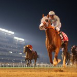 The Dubai World Cup time keeper-Longines 02