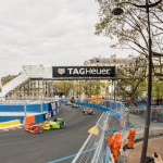 TAG Heuer as the official timekeeper of Formula-E 2016 in paris 02