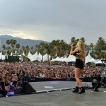 TAG Heuer as the official watch of this year's Coachella Valley Music & Arts Festival