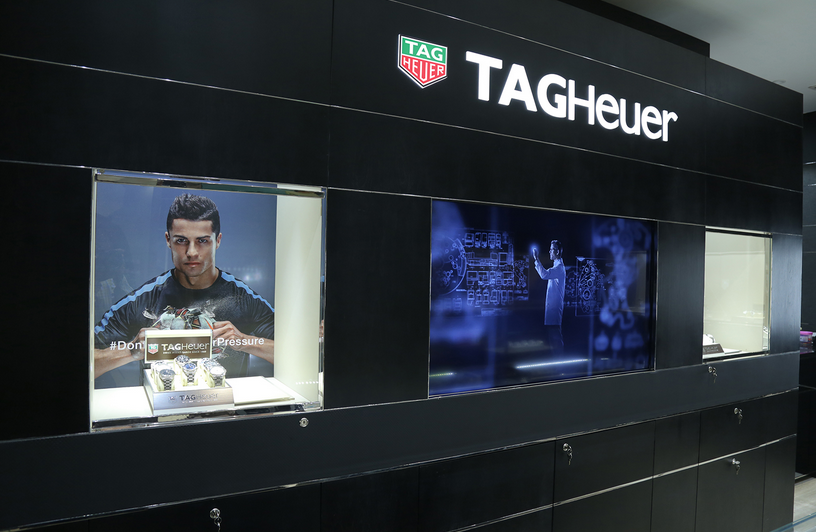 Noida opens new TAG Heuer boutique 02
