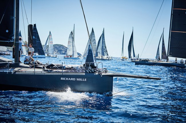 Richard Mille becoem the timekeeper of 7th edition of the Voiles de St Barth