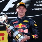 Max Verstappen become the new ambassador of TAG Heuer 02