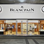 Newly Blancpain boutique open at Queen's Road Central 0