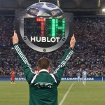 Hublot become the official timekeeper of UEFA Champions League