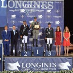 Monaco hosted the 9th leg of the Longines Global Champions Tour this weekend 03