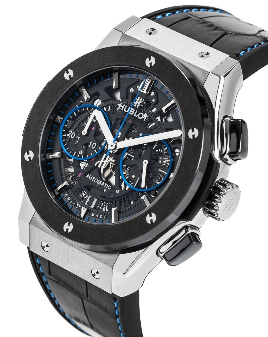 Hublot Classic Fusion Chronograph Aerofusion The Watch Gallery Limited Edition Watch Releases