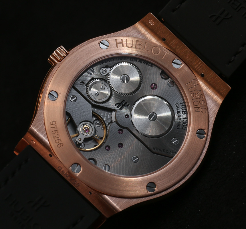 "Hublot Classic Fusion Ultra-Thin 42mm ""Shiny Dial"" Watches Hands-On Hands-On"