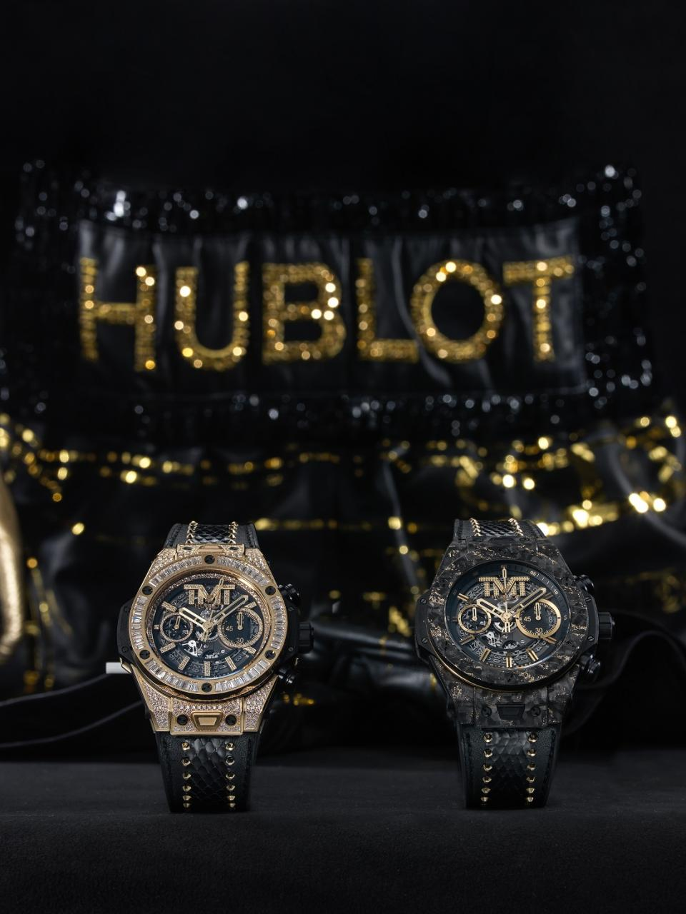 Hublot Big Bang Unico TMT Watch Watch Releases