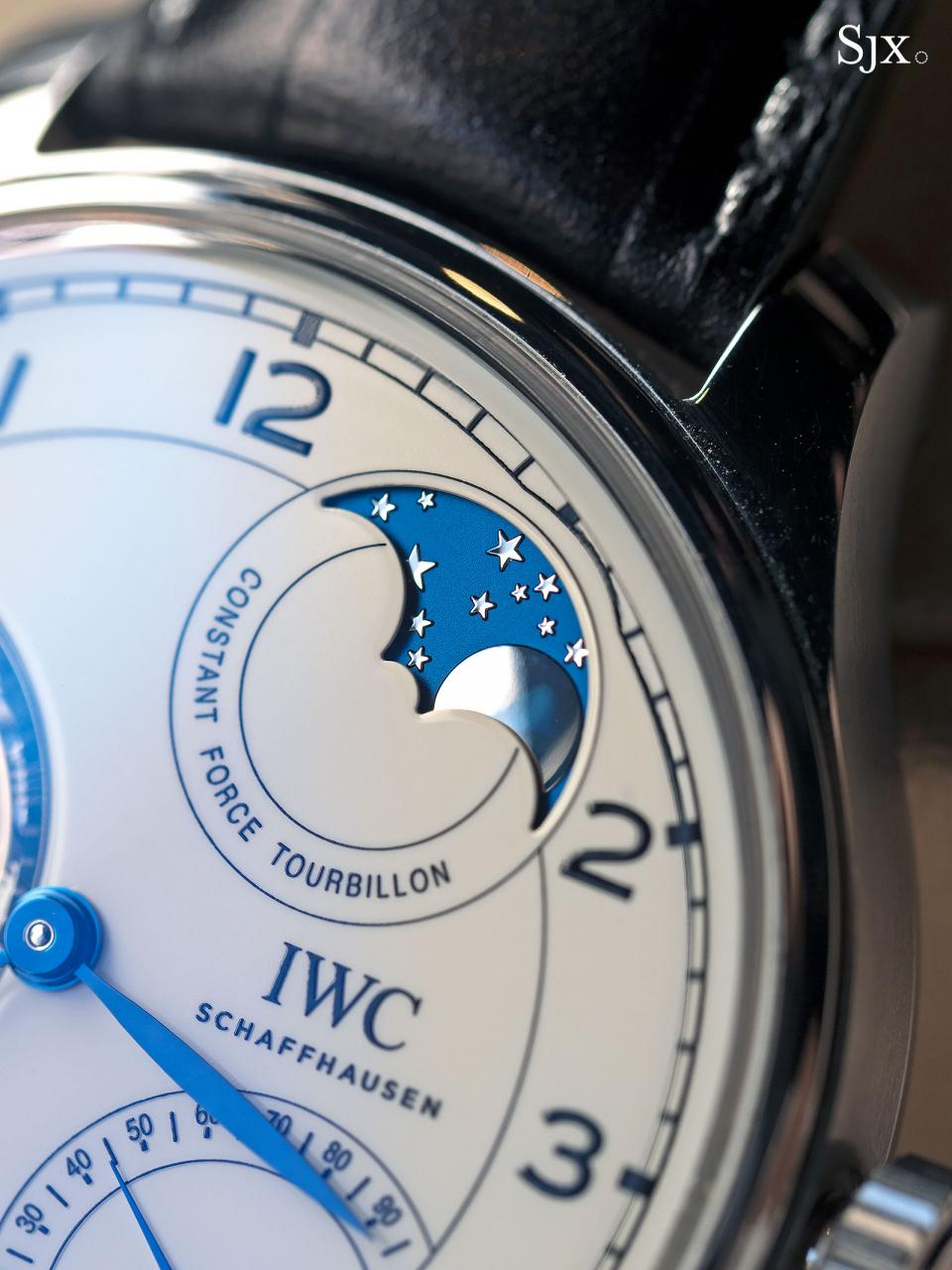 IWC Portugieser Constant-Force Tourbillon 150 Years white 2